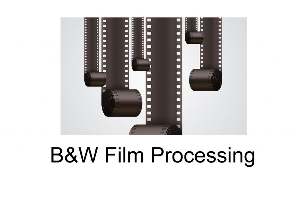 Black & white film processing Happy Ireland Productions