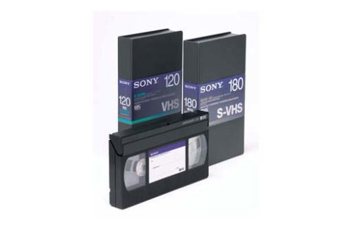 SVHS Tape to DVD