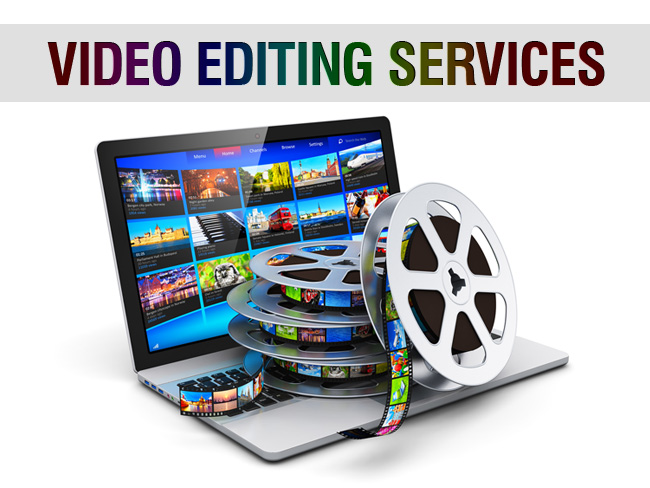 Bespoke video editing service with Happy ireland productions
