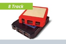 8 Track Cartridge Tape Transfer Service