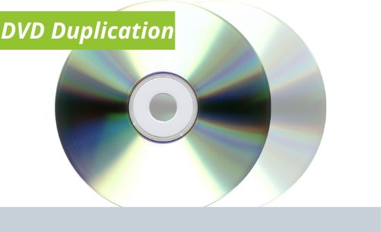 DVD duplication service