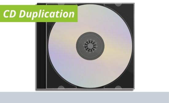 CD duplication service